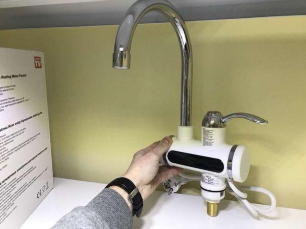 как разобрать водонагревательный кран марки